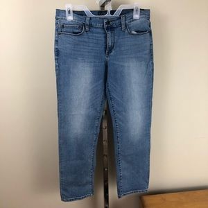 Lucky Brand Sweet Crop Size 8
